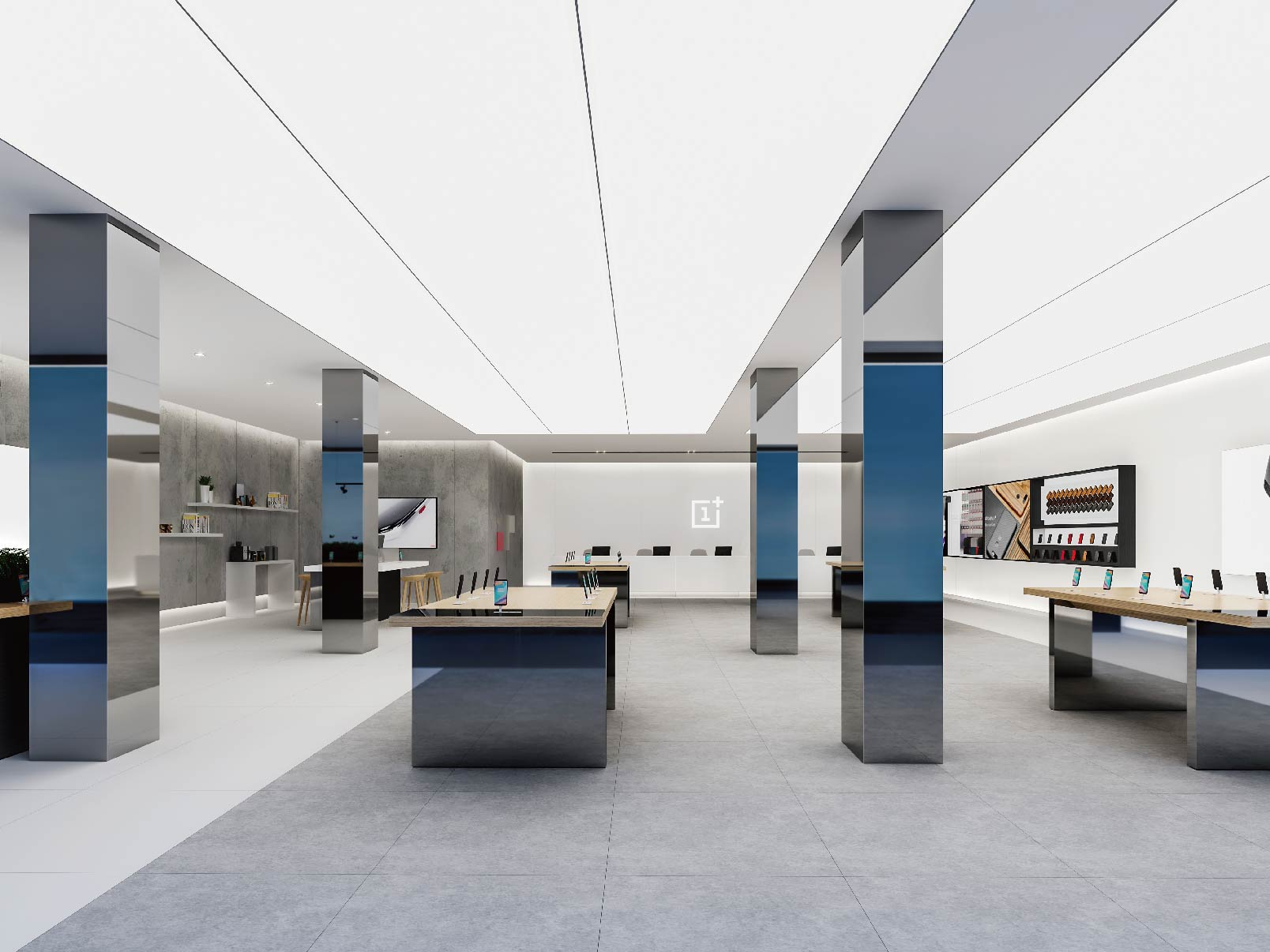One Plus Experience Store | Experience and Retail Store Design